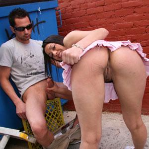Rachel's Back Alley Jerk Show